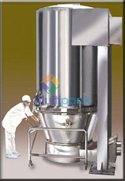 Fluid bed Dryer india
