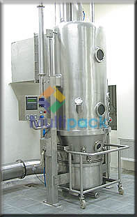 Fluid bed Process Fluid Bed Equipments