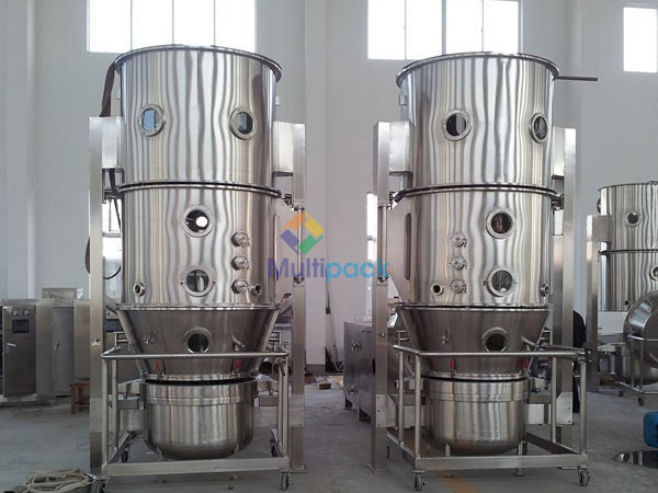 Particle Coating & Pallet Coating